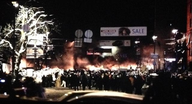 Maidan film still
