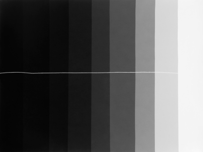NN, 2010 photogram - silver gelatine fibre based 40x50 cm (A)