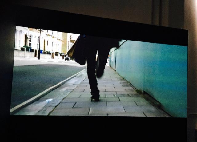 Giorgia Castiglione, BA (Hons) Photography, Deus ex Machine (Fortuna) (2016) Video projection